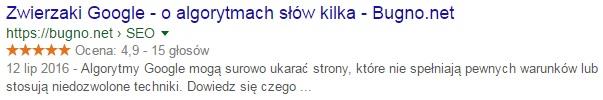 wynik wyszukiwania bugno net