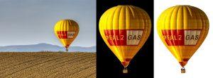 wycinanie balonu photoshop