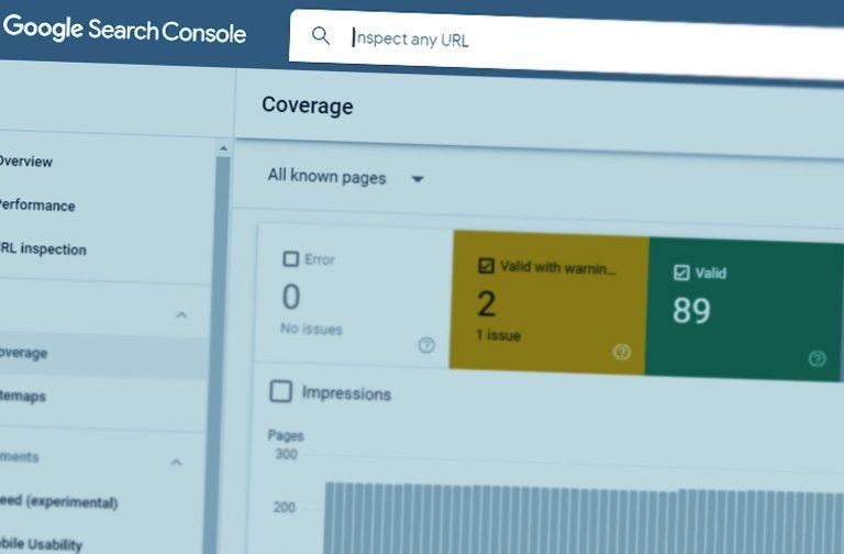 Automatyczne dodawanie wielu adresów URL do Google Search Console